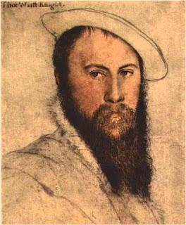 Thomas Wyatt gutenberg