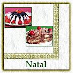 SOBREMESAS PARA O NATAL.