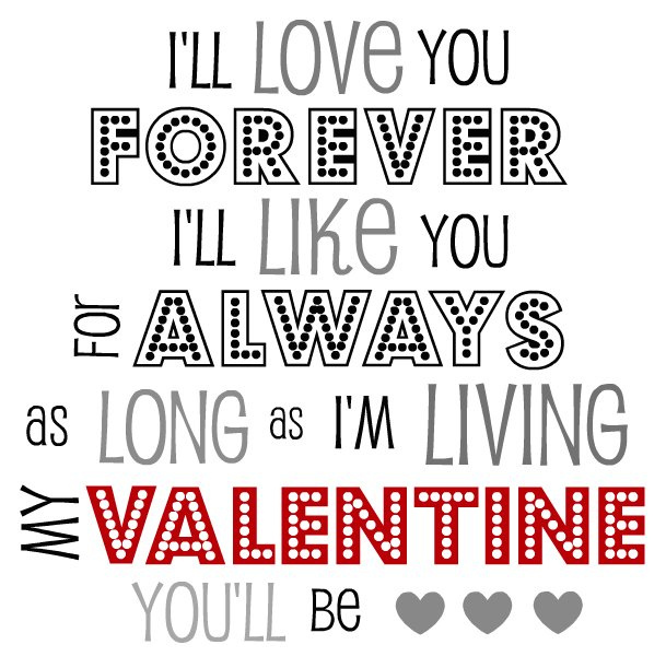 Quotes About Love U Forever : Love U Forever Quotes. QuotesGram