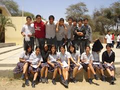 Mis alumnitos de Tercero de Secundaria