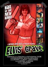 Elvis' Grave Poster