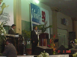 ANIVERSARIO IGLESIA MACEDONIA CENTRAL