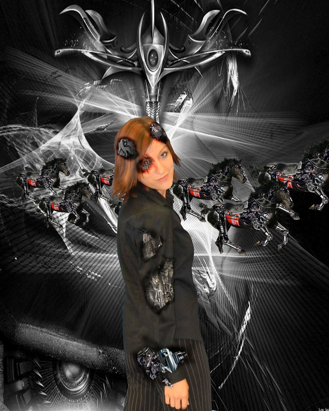 project cyborg Project cyborg.