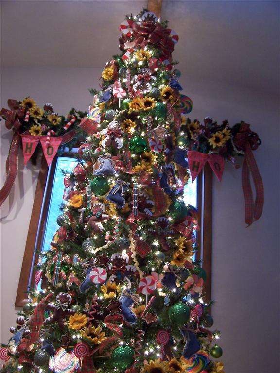 Country christmas tree country christmas tree