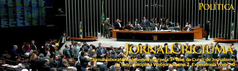 Blog Jornal Criciúma - Política