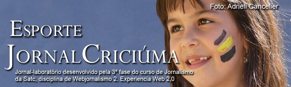 Blog Jornal Criciúma - Esporte