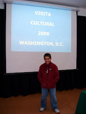 2008 Enero 28 - Steve va a Washington