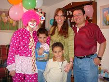 2008 Enero 27 - Fiesta de Karen