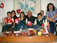 2008 Febrero 14 - Mi Familia