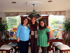 2008 Abril 14 - Baby Shower Vicky e Isabel