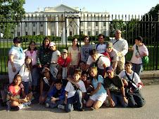 2008 Mayo 13 - Steve en la Casa Blanca