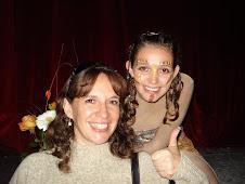 2008 Agosto 1 - Con Leslie en el Rey Leon