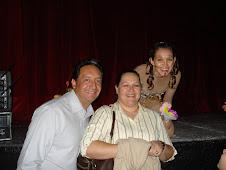 2008 Agosto 1 - Leslie con Millin y Lalo