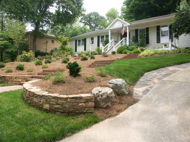 front yard landscaping photos. front yard landscaping ideas