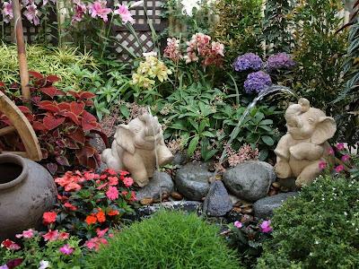 flowers and gardens design