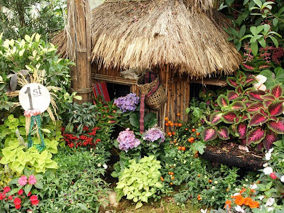 home gardens and home flowers
