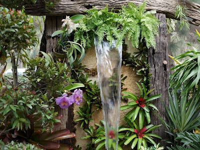stylish home gardens and flowers