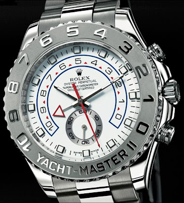 Rolex Yacht-Master II Expensive Watch