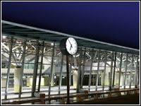 台灣高鐵12站 台南站