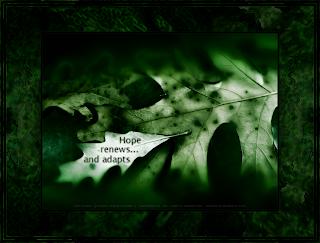 Fallen (Ever Green) (c) Copyright 2009 Christopher V. DeRobertis. All rights reserved. insilentpassage.com