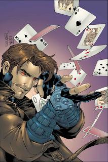 x 23 gambit  Arquivo-M - X-Men Gambit