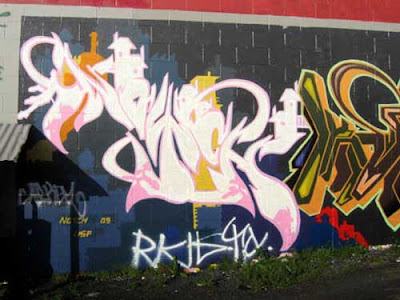 Graffiti Letters Drawings. Learn to Draw Graffiti Letters