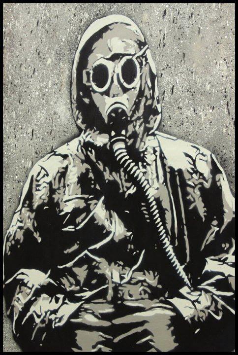Graffiti Wallpaper Black And White
