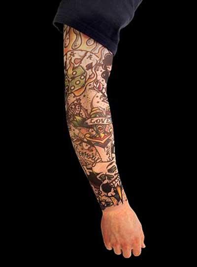 Skull Card Tattoo Skin on Hand. at 3:06 PM. Labels: art tattoo, design