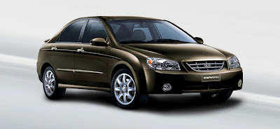 KIA Spectra Car