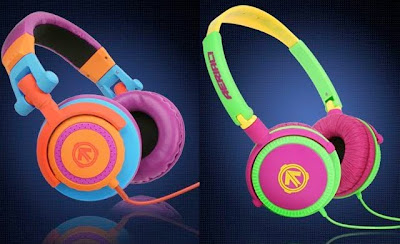Graffiti Headphones With Photoshop cs3
