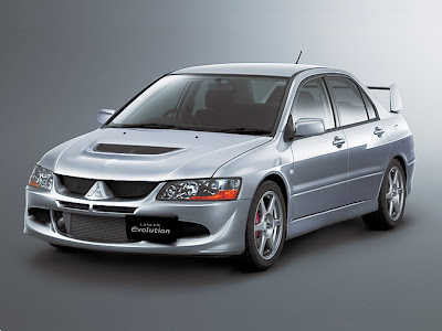 Best Car Mitsubishi Lancer Evolution VIII GSR