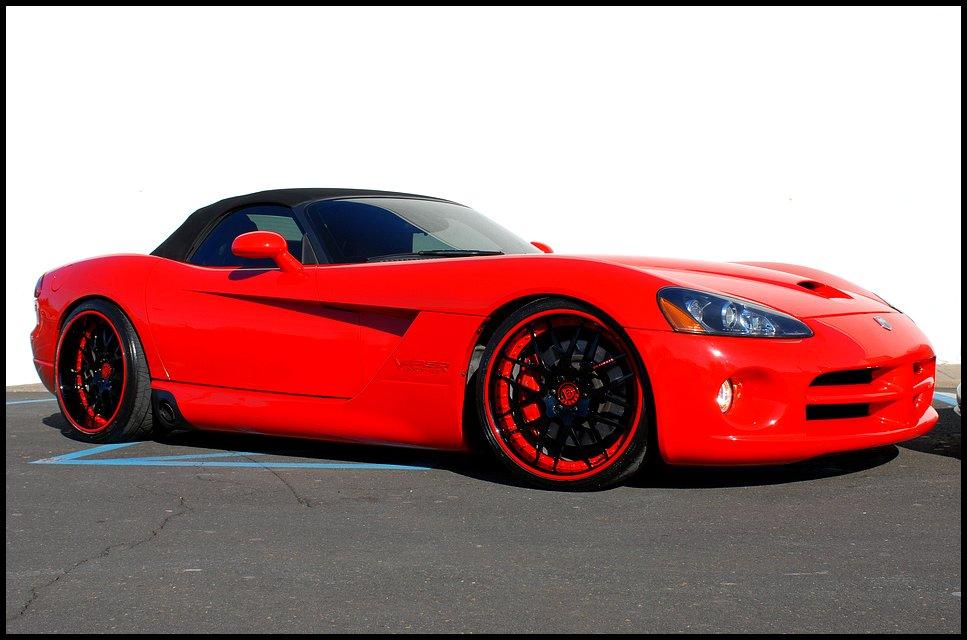 Best Car Dodge Viper D2FORGED VS1 << AUTO TOP CARS