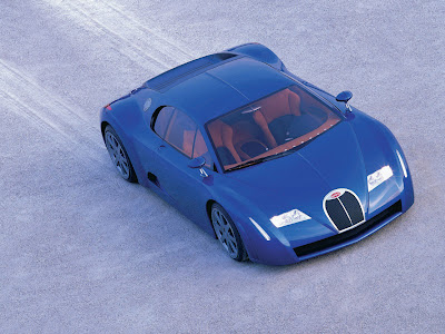Bugatti Chiron Fast Car