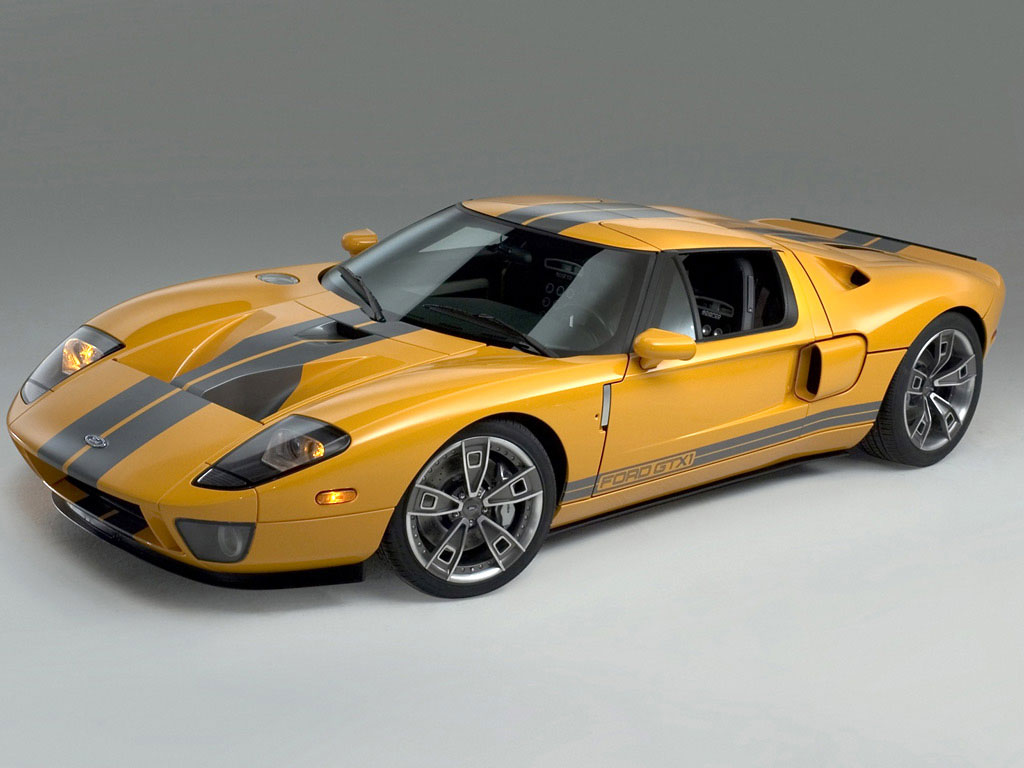 Ford Gtx Roadster