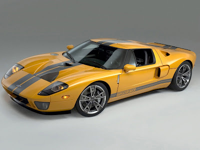 Ford GTX1 Roadster Car Specifications