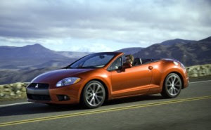 mitsubishi eclipse coupe 2010 sport car