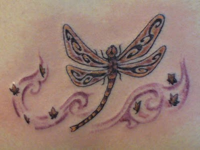 Dragonfly tattoos are one of the most popular tattoo styles available.
