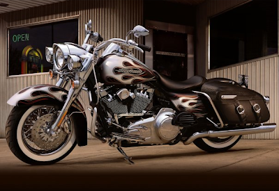 Harley Davidson Airbrush Designs road king