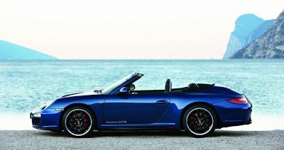 New Cars 2011 Porsche 911 Carrera GTS 4