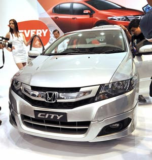 Hot Cars All New Honda City View