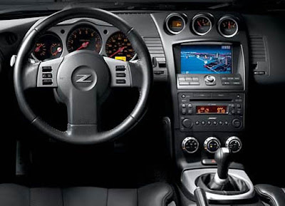 Nissan Car 370z Review Car Interior