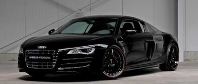 extreme car AUDI R8 Picture