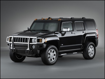 hummer jeep car black color