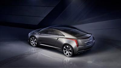 2009 Cadillac Converj Concept View