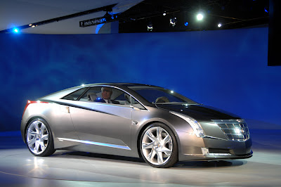 2009 Cadillac Converj Concept Photo