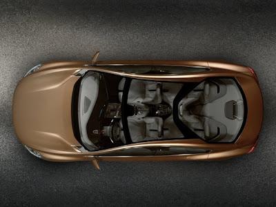 Volvo S60 Elegant Car Concept 5