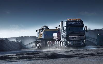Volvo FH16 700 Trucks 3