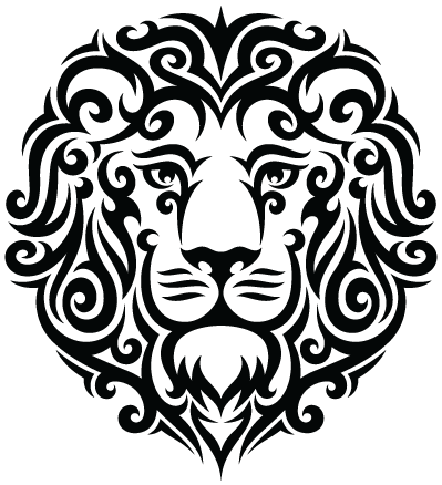 Art Tattoo Designs: Dog Lion Tattoo Design|Your free online sample tattoo