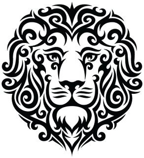 Art Tattoo Designs: Dog Lion Tattoo Design|Your free online sample tattoo