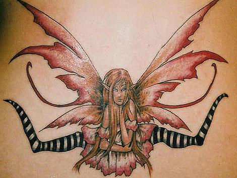 pixies tattoo